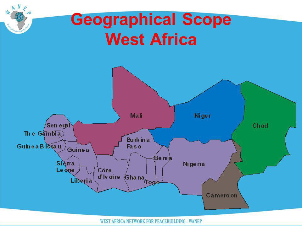 Geographical Scope West Africa