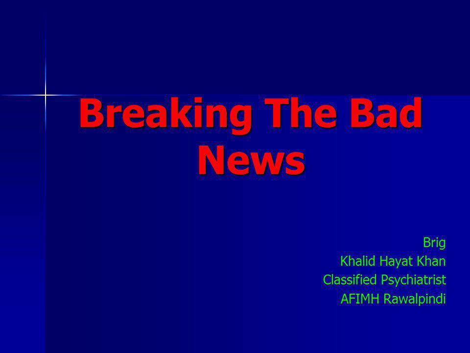 Brig Khalid Hayat Khan Classified Psychiatrist AFIMH Rawalpindi
