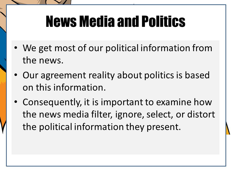 News Media and Politics