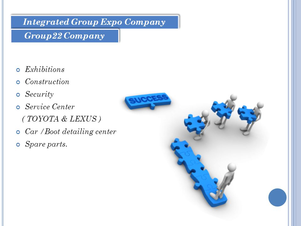 Integrated Group Expo Company