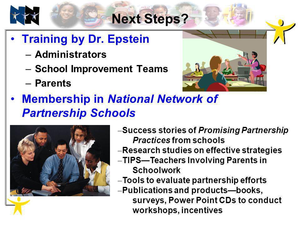 Next Steps Training by Dr. Epstein