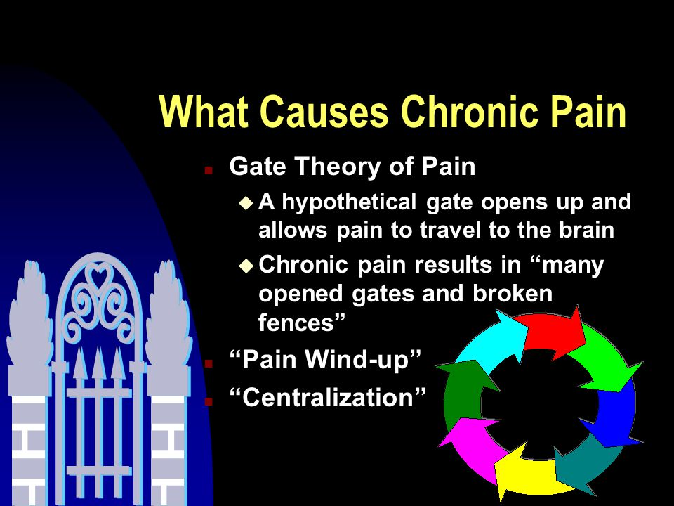 What Causes Chronic Pain