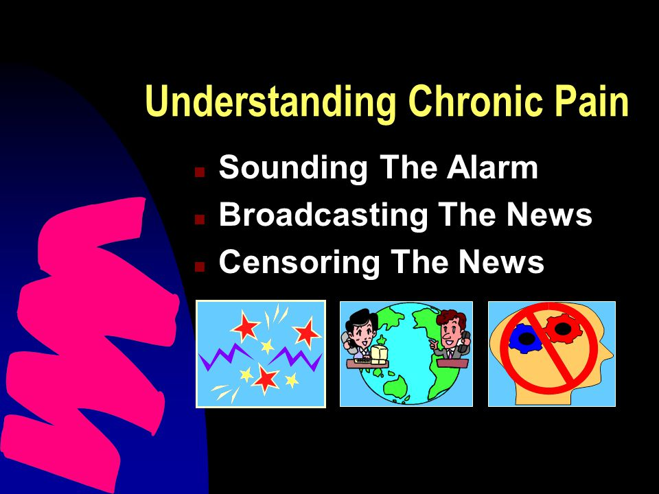 Understanding Chronic Pain