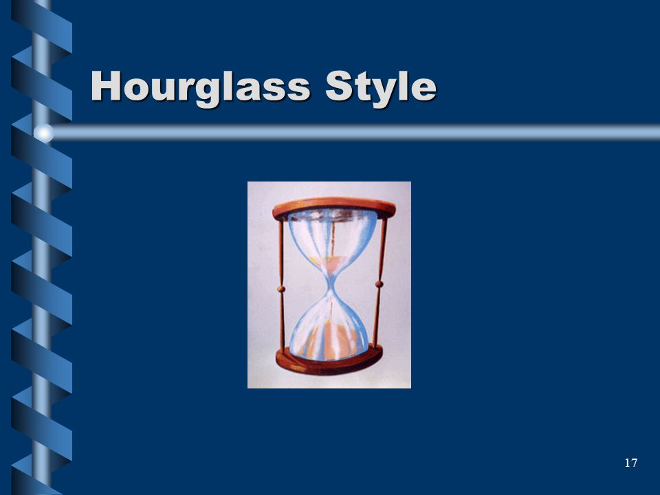 Hourglass Style