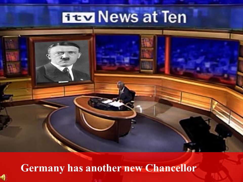 Germany has another new Chancellor