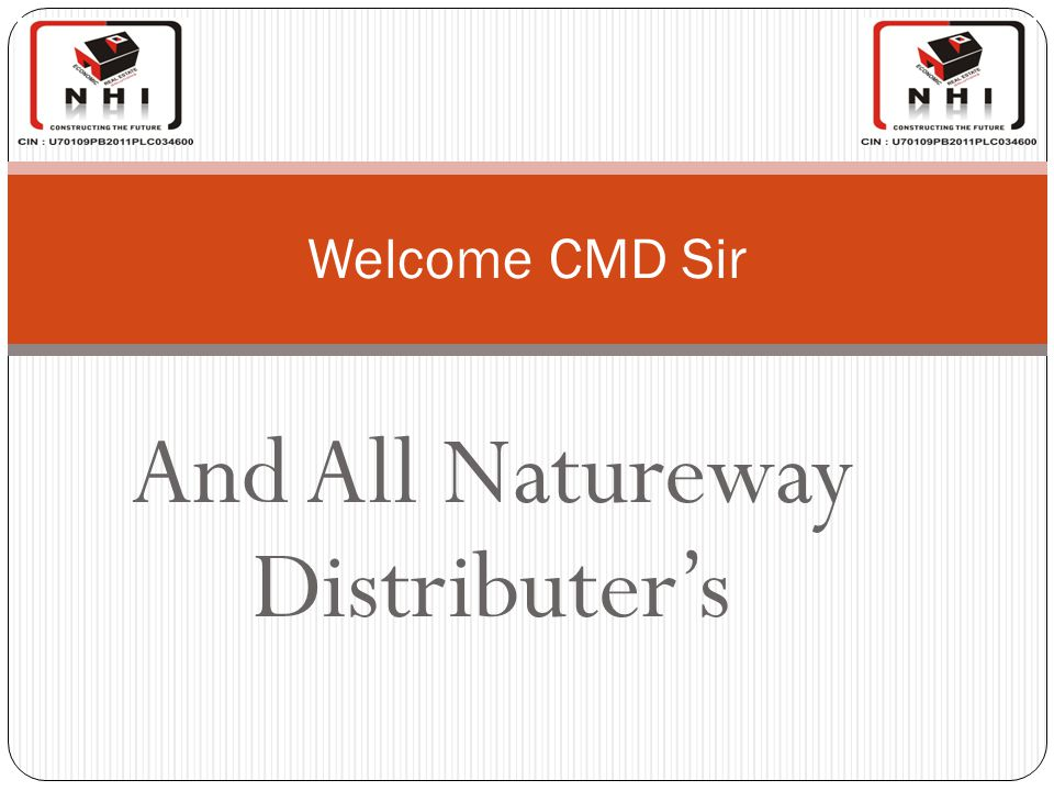 And All Natureway Distributer's