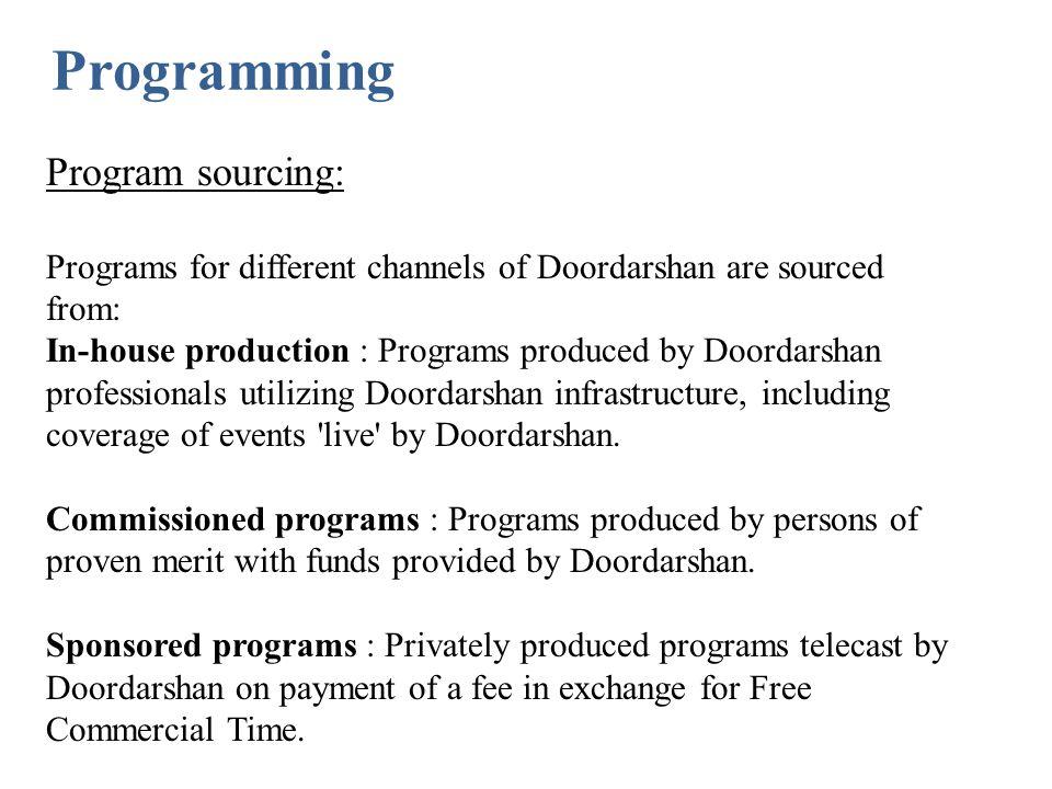 Programming Program sourcing: