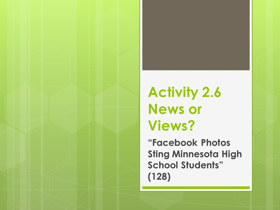 Facebook Photos Sting Minnesota High School Students (128)