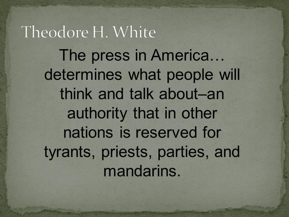 Theodore H. White