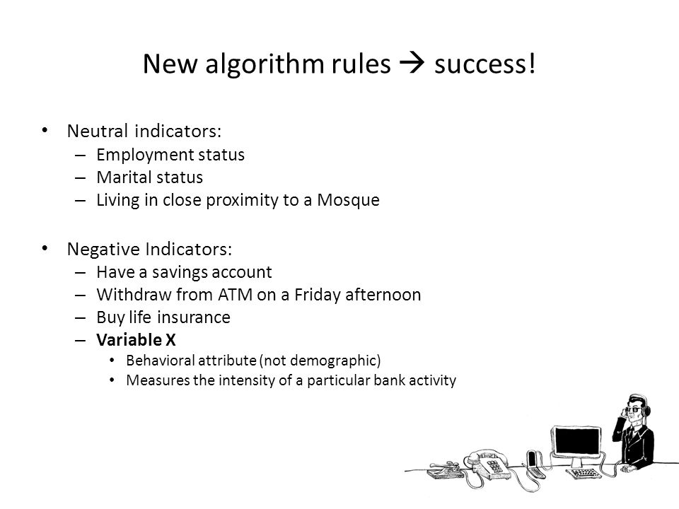 New algorithm rules  success!