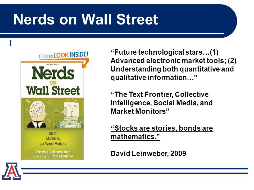 Nerds on Wall Street