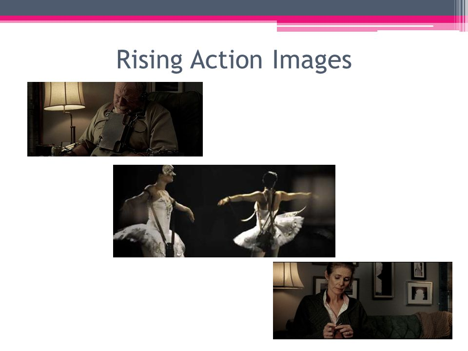 Rising Action Images