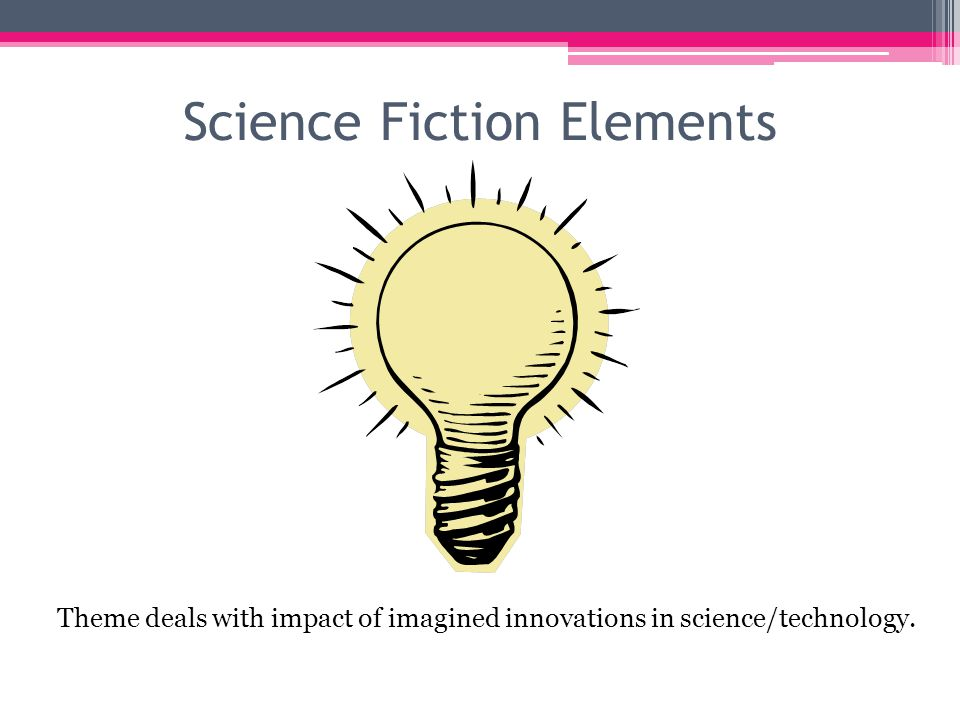 Science Fiction Elements