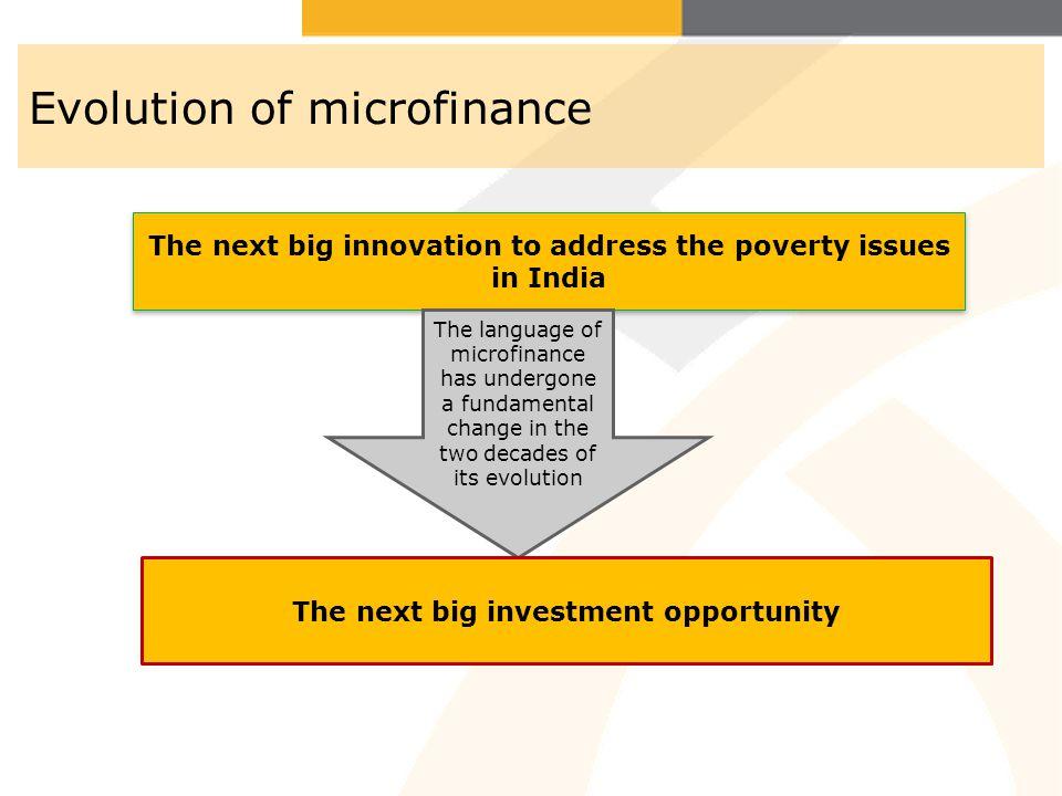 microfinance models in india pdf