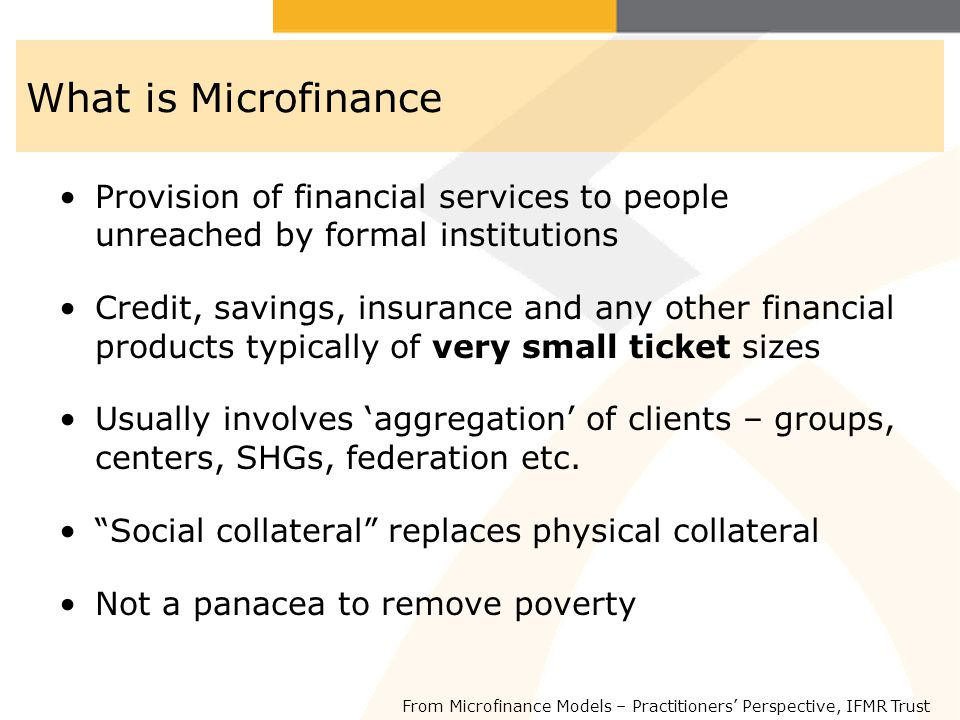 microfinance for removing poverty Microfinance as a poverty reduction tool— a critical assessment1 anis chowdhury there are many stories of the transformative effect of microfinance on individual.