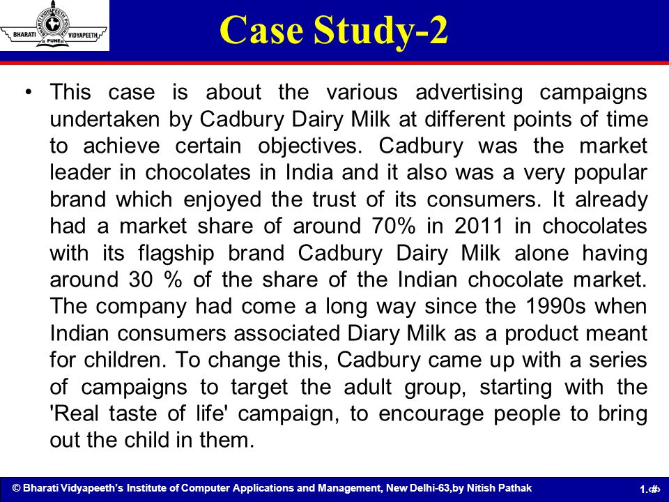 Principles of managment on cadbury