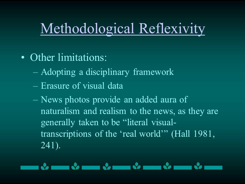 Methodological Reflexivity