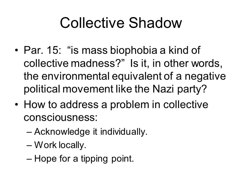 Collective Shadow