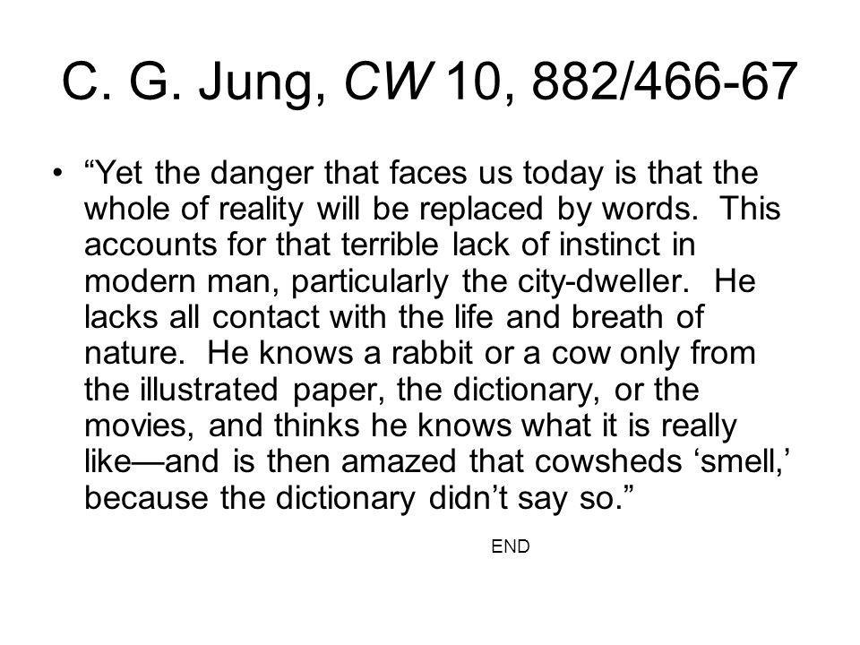 C. G. Jung, CW 10, 882/466-67