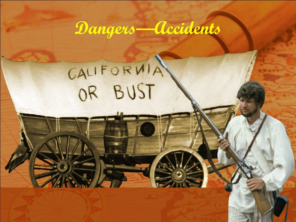 Dangers—Accidents