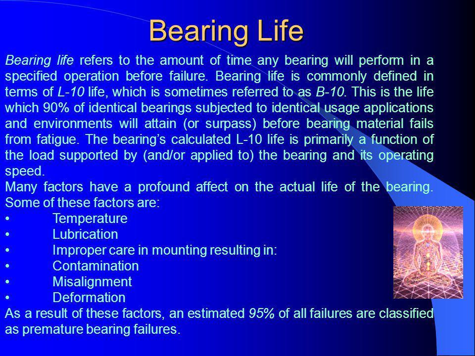 Bearing Life