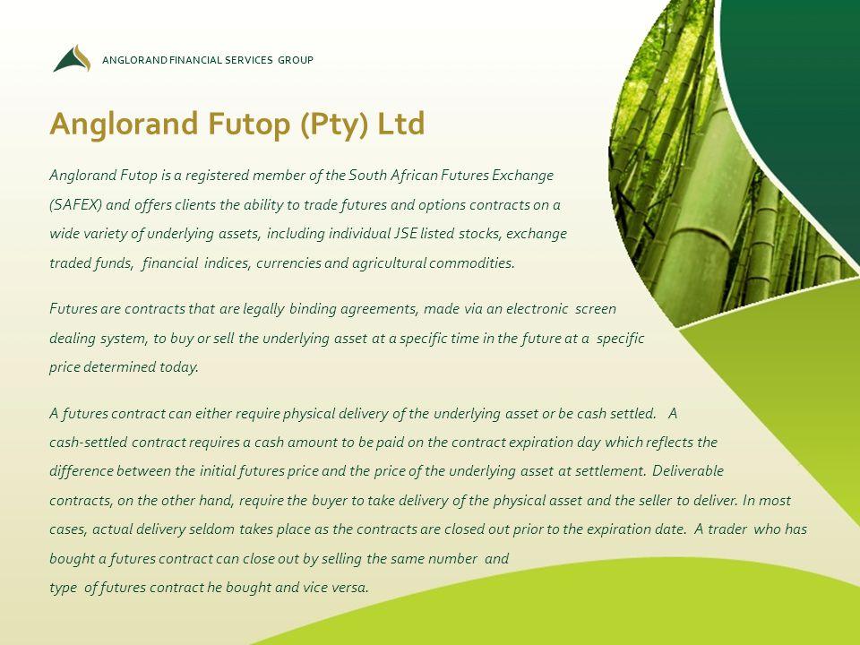 Anglorand Futop (Pty) Ltd