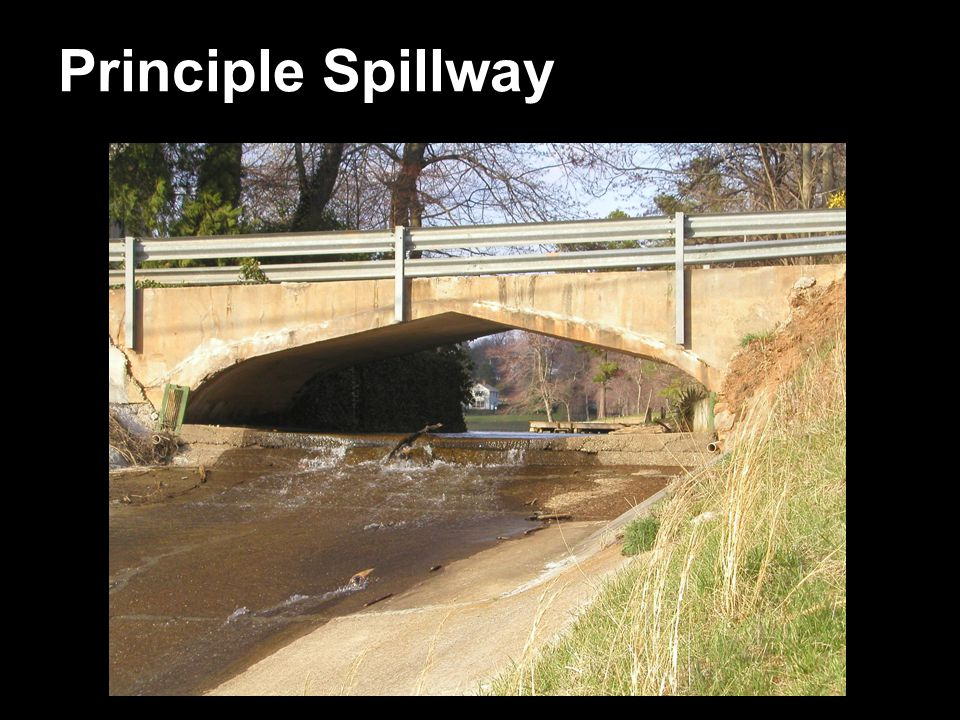 Principle Spillway