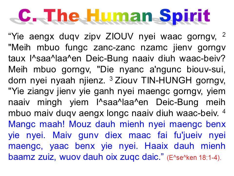 C. The Human Spirit