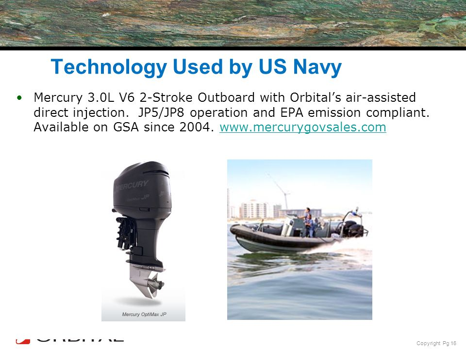 Technology Used by US Navy