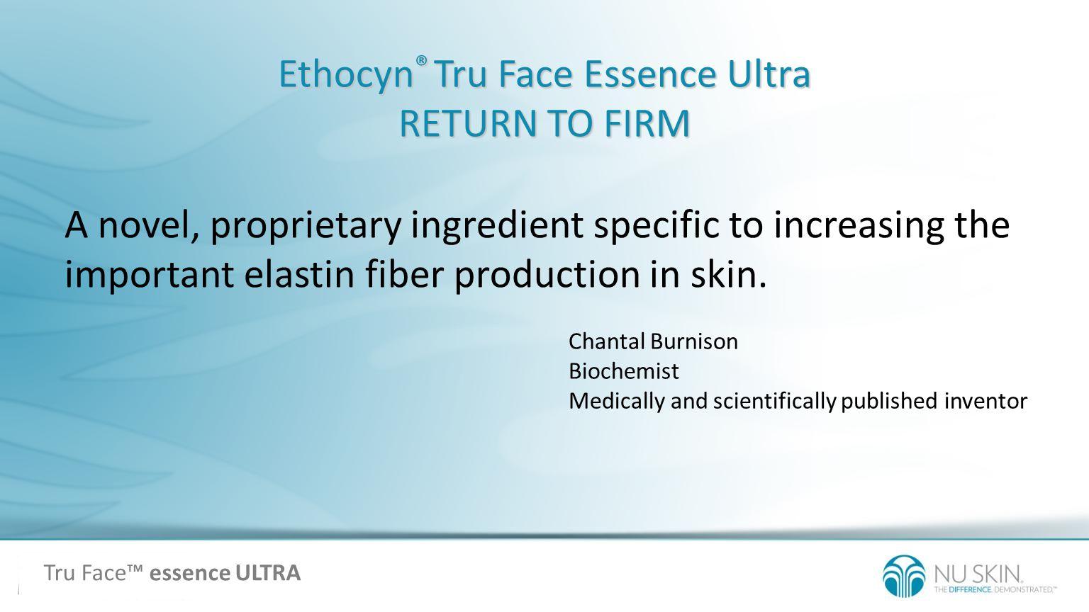 Ethocyn® Tru Face Essence Ultra RETURN TO FIRM