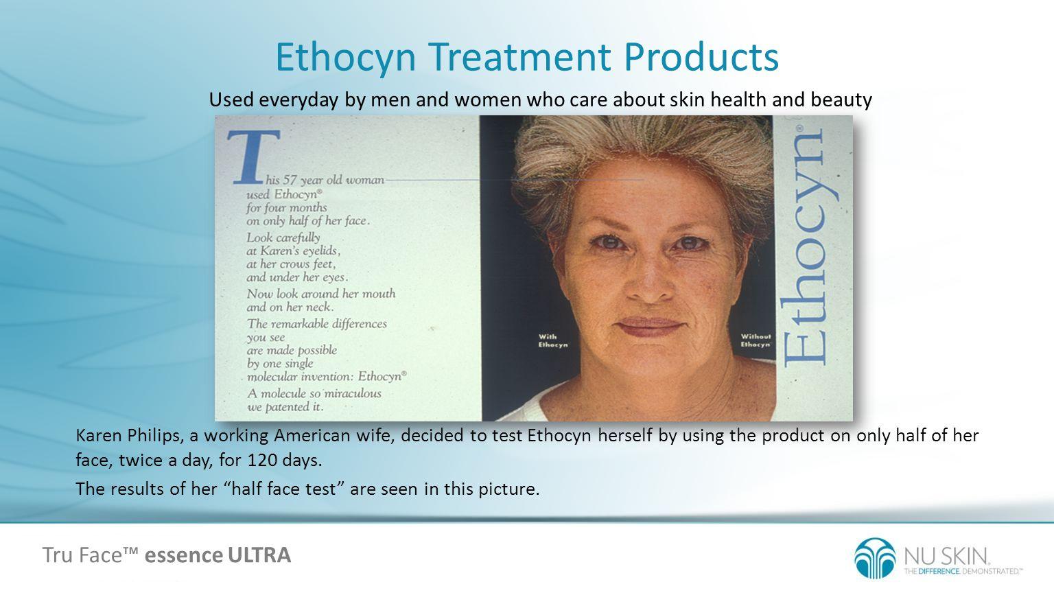 Ethocyn Treatment Products