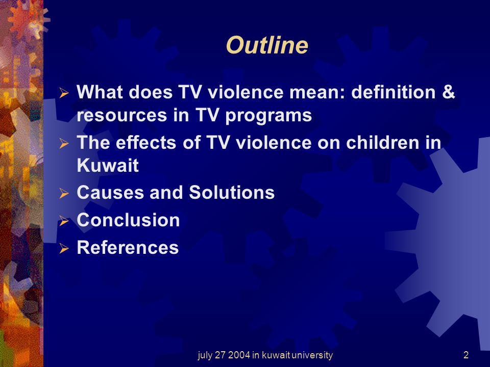 july 27 2004 in kuwait university