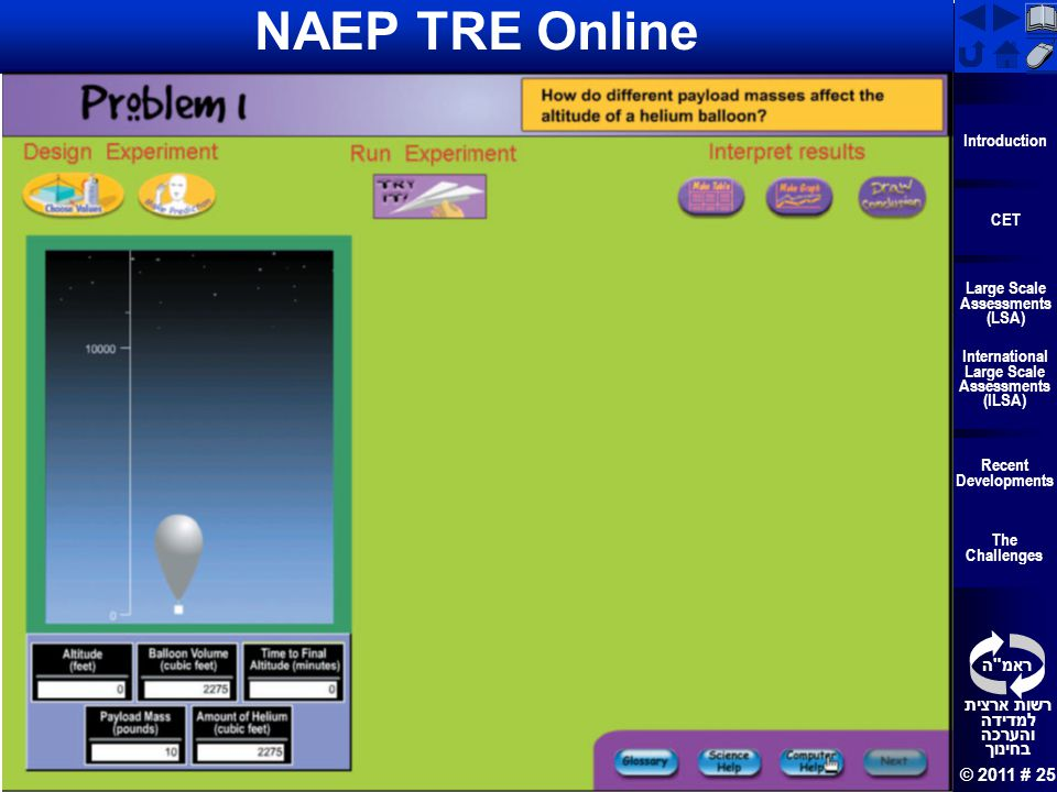 NAEP TRE Online 25