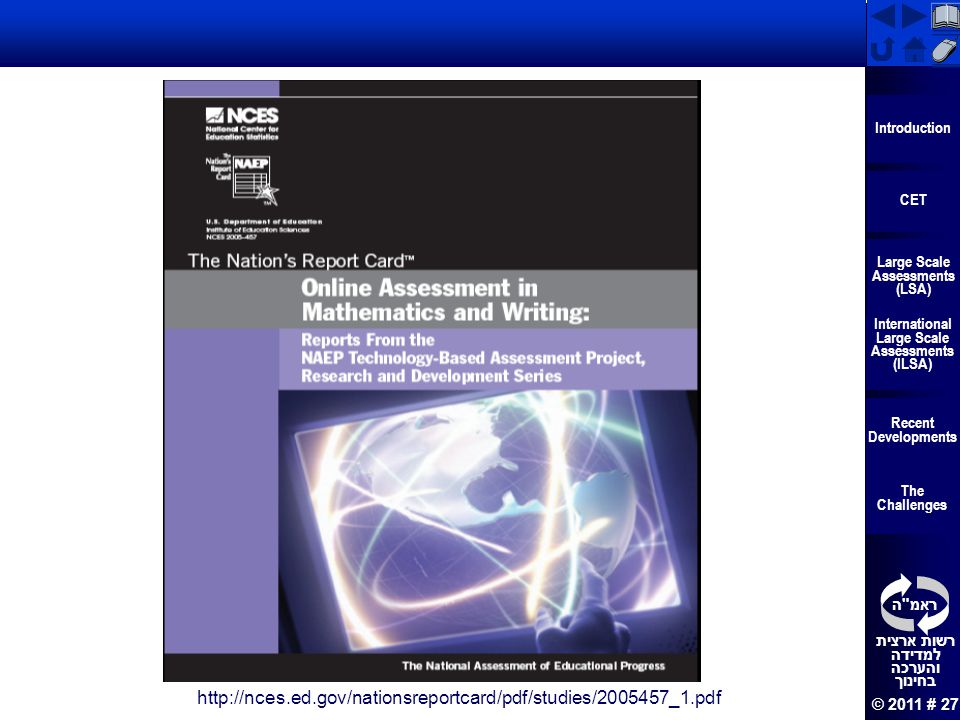 http://nces.ed.gov/nationsreportcard/pdf/studies/2005457_1.pdf 27