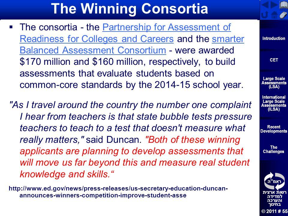 The Winning Consortia