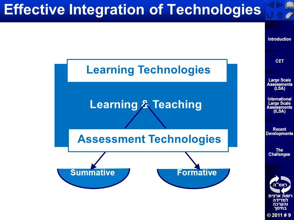 Effective Integration of Technologies