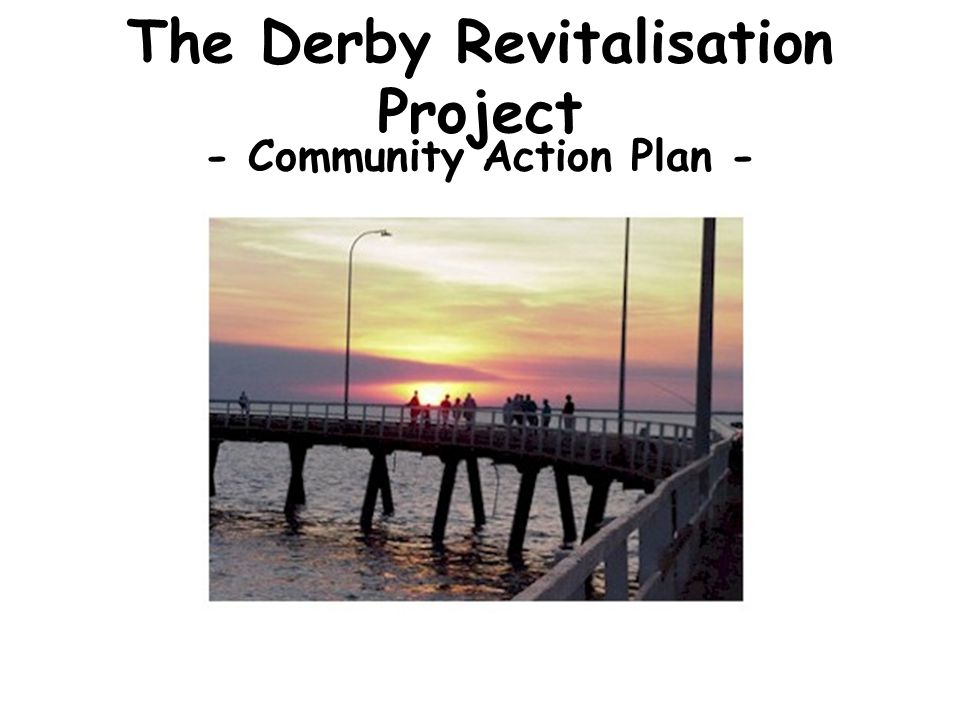 The Derby Revitalisation Project