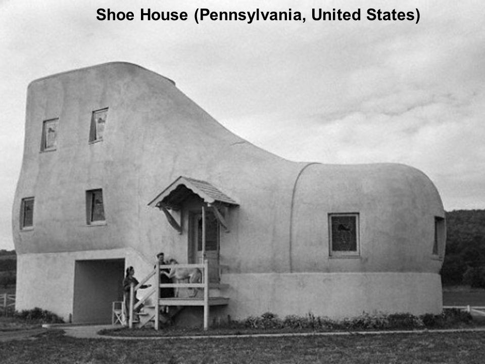 Shoe House (Pennsylvania, United States)