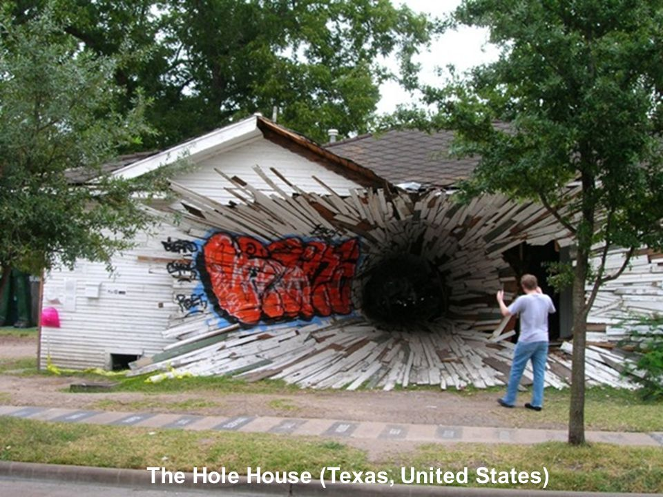 The Hole House (Texas, United States)