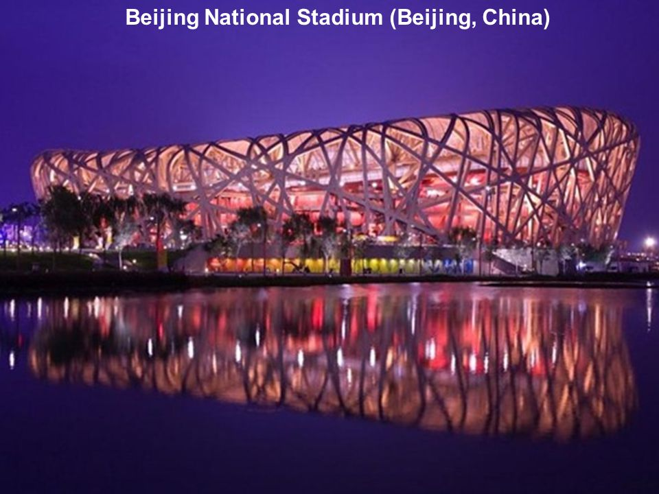Beijing National Stadium (Beijing, China)