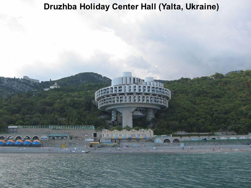 Druzhba Holiday Center Hall (Yalta, Ukraine)