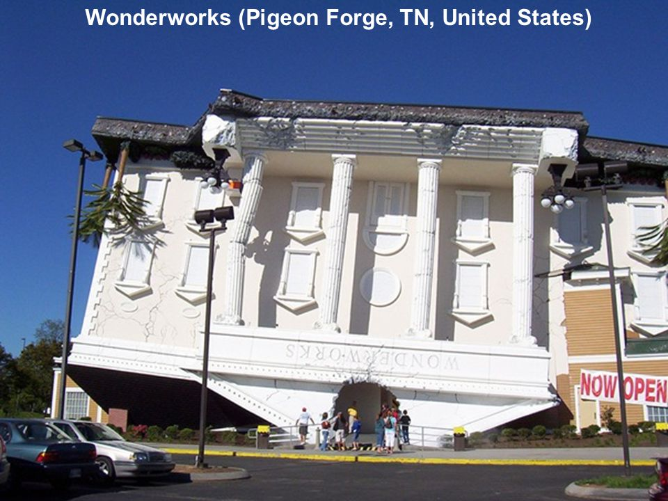Wonderworks (Pigeon Forge, TN, United States)