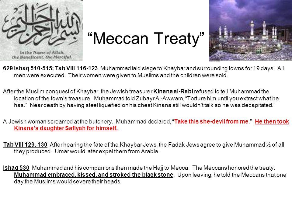 Meccan Treaty