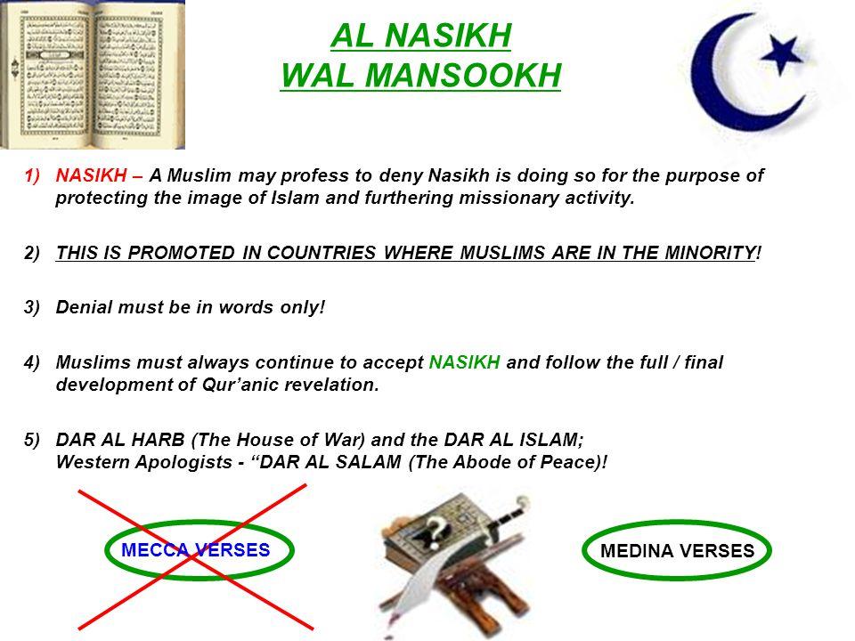 AL NASIKH WAL MANSOOKH