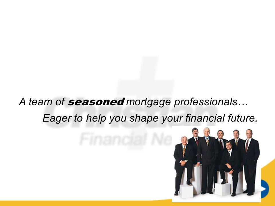 Eager to help you shape your financial future.