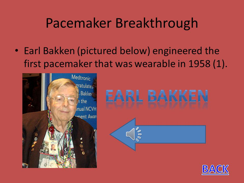 Pacemaker Breakthrough