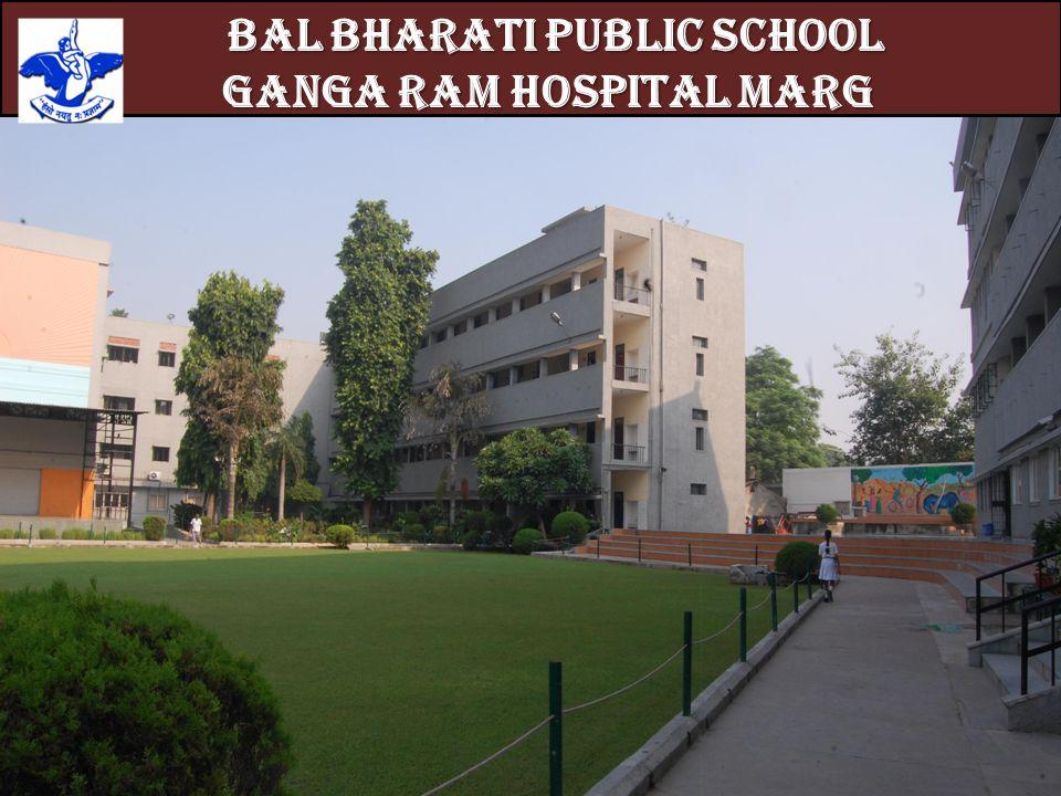 Bal Bharati Public School Ganga Ram Hospital Marg