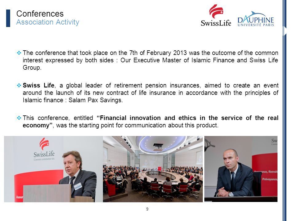 Conferences Association Activity