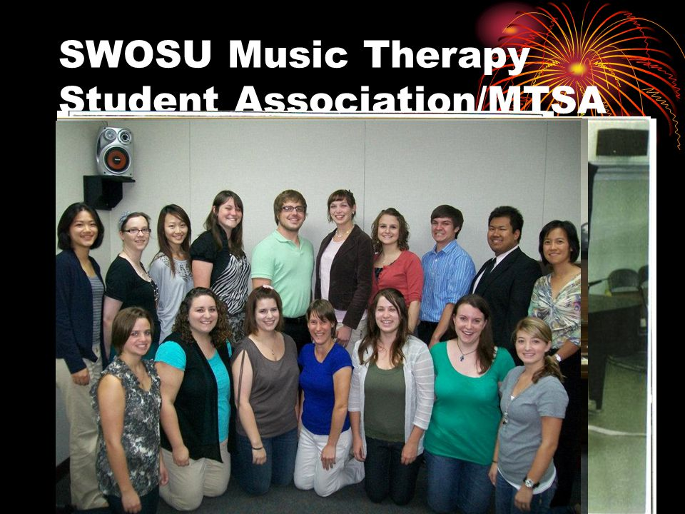 SWOSU Music Therapy Student Association/MTSA