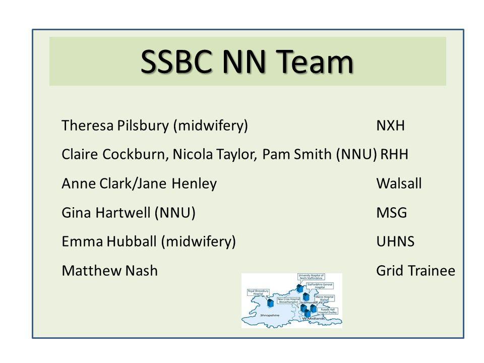 SSBC NN Team Theresa Pilsbury (midwifery) NXH